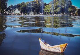 Polémica empresa volverá a limpiar el lago del Parque Centenario